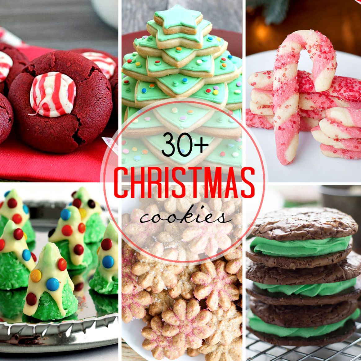 11+ Christmas Cookies Recipes for the Holidays - Healthy Xmas Cookies Recipes
