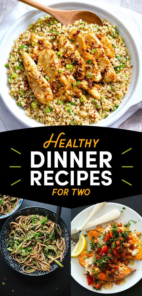 11 Date Night Dinners That Are Also Healthy | Clean dinner recipes ..