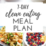 11 Day Clean Eating Challenge & Meal Plan (The First One | Sauber ..