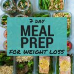 11 Day Meal Plan For Weight Loss – Meal Prep Recipes For Weight Loss Grocery List