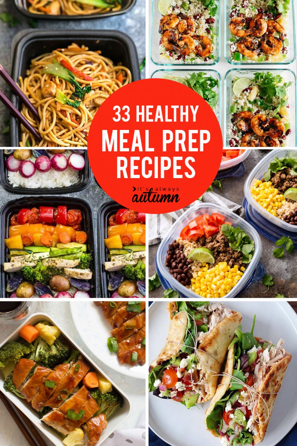 11 delicious meal prep recipes for healthy lunches that taste ..