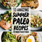 11 Easy And Delicious Summer Paleo Recipes   Our Salty Kitchen – Summer Recipes Paleo