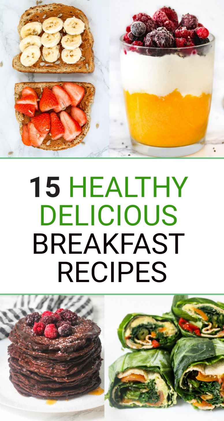11 Easy and Healthy Breakfast Recipes - Sims Home Kitchen - Breakfast Recipes Delicious