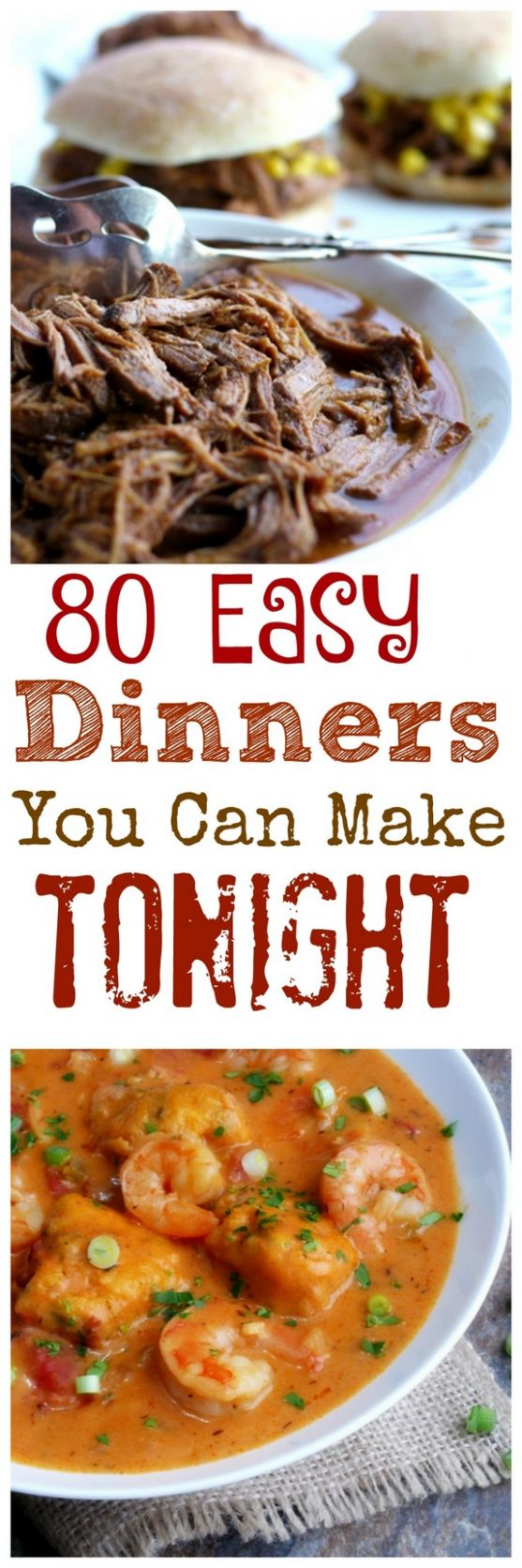 11 Easy Dinners You Can Make Tonight - Recipes Dinner Tonight