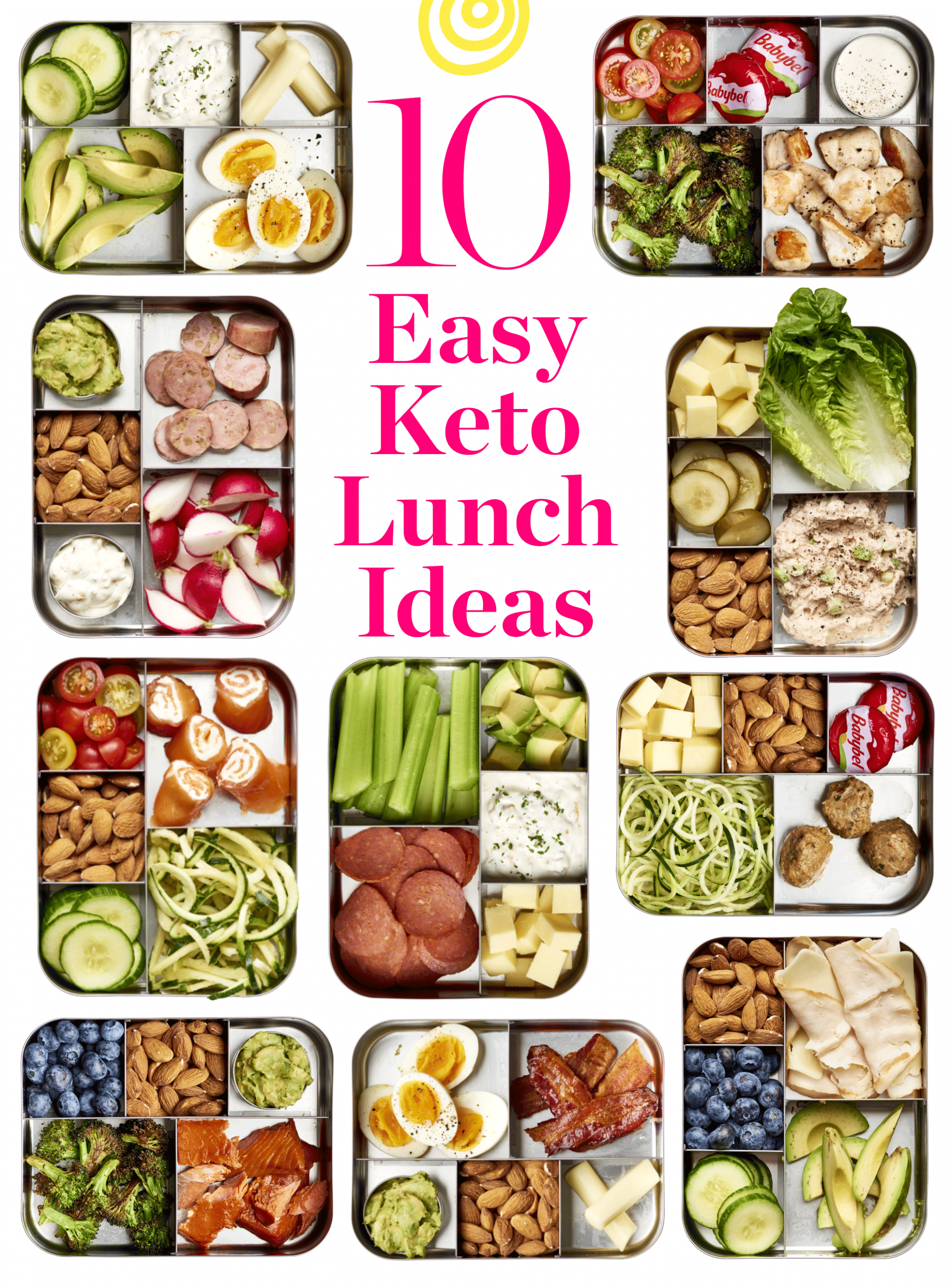 11 Easy Keto Lunch Ideas with Net Carb Counts | Kitchn - Simple Recipes Lunch Ideas