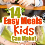 11 Easy Meals Kids Can Make – Easy Recipes For Kids