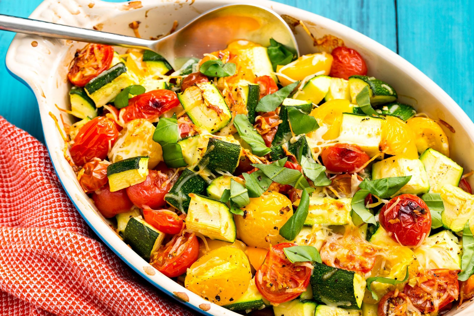 11+ Easy Summer Vegetable Recipes - Cooking with Fresh Summer ..
