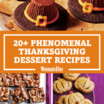 11+ Easy Thanksgiving Desserts – Best Recipes For Thanksgiving Sweets – Dessert Recipes For Thanksgiving
