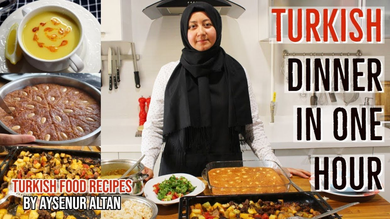 11 Easy Turkish Dinner & Iftar Menu Recipes In One Hour! - Turkish Food Recipes Youtube