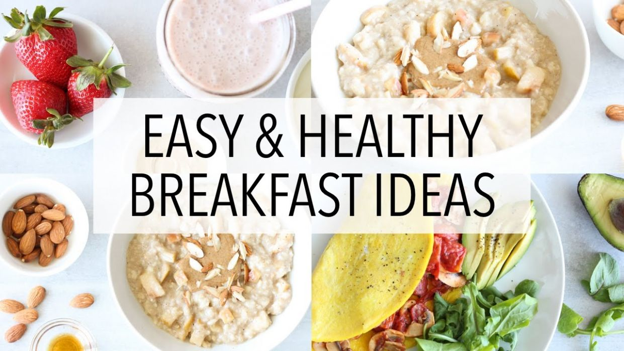 11 HEALTHY BREAKFAST IDEAS - Recipes For Weight Loss (+Gluten Free) - Breakfast Recipes For Weight Loss Easy