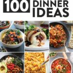 11+ Healthy Dinner Ideas (Easy & Delish Meals!) – Fit Foodie Finds – Recipes Dinner Tonight