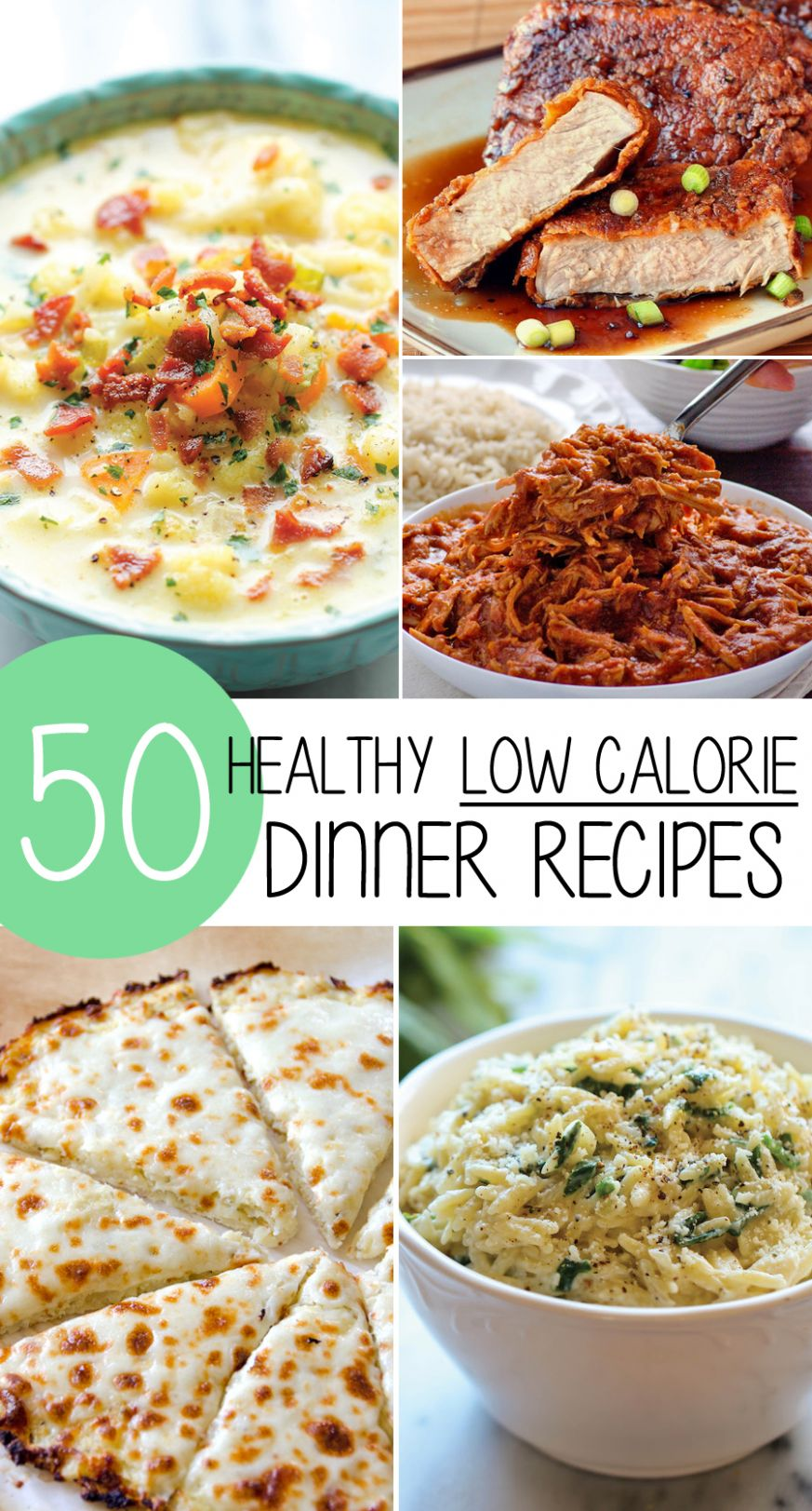 11 Healthy Low Calorie Weight Loss Dinner Recipes! – TrimmedandToned - Easy Recipes To Lose Weight