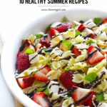 11 Healthy Summer Recipes – The Everygirl – Summer Recipes Hot Weather