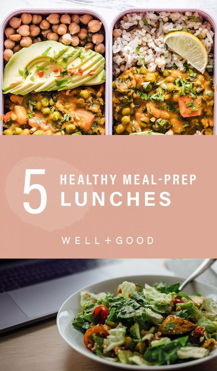11 healthy work lunches under $11 | Healthy lunches for work, Lunch ..
