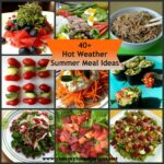 11+ Hot Weather Summer Meal Ideas (When You Don't Want To Cook ..