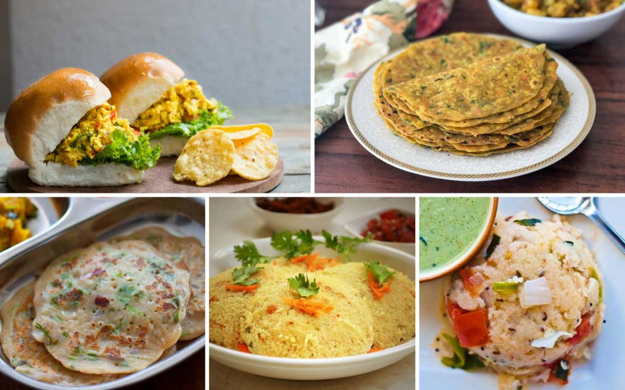 11 Indian Breakfast Recipes You Can Make In 11 Minutes For Busy ..