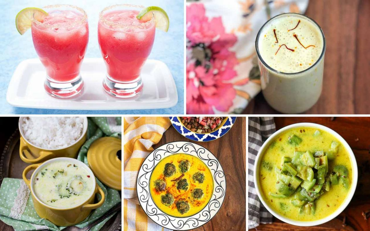 11 Indian Summer Recipes That Will Keep Your Body Cool by ..