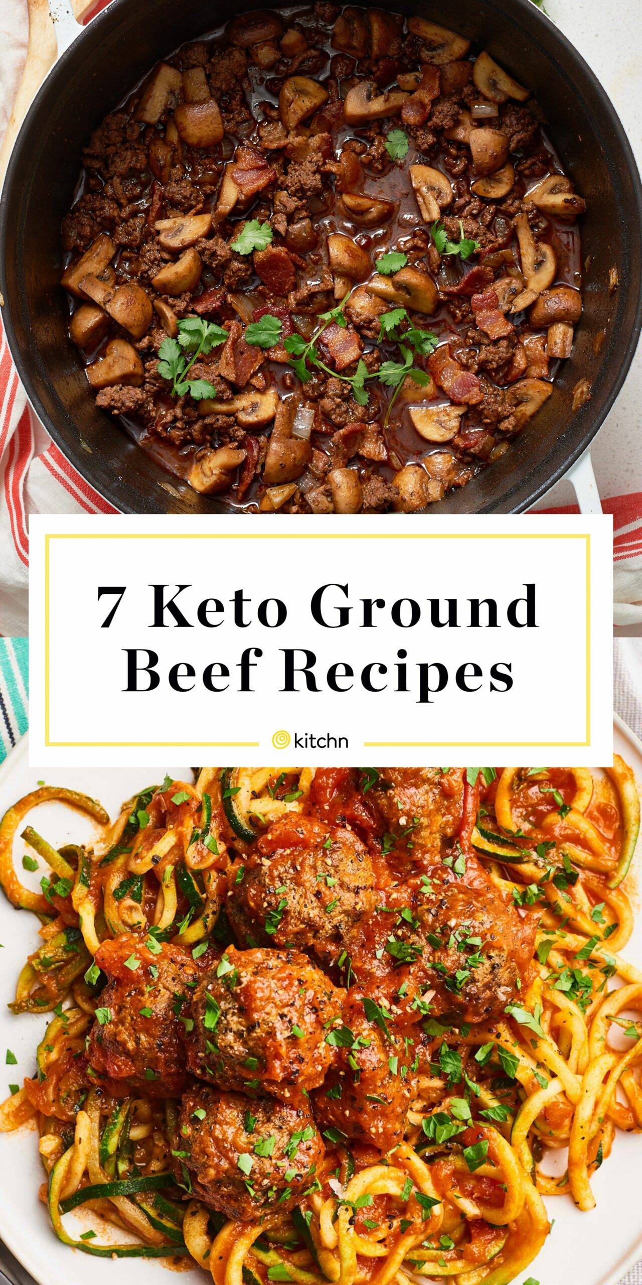 11 Keto Recipes Using Ground Beef | Kitchn