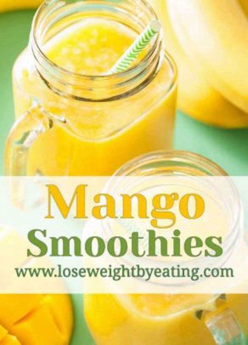 11 Mango Smoothie Recipes for Weight Loss | Lose Weight by Eating - Smoothie Recipes For Weight Loss Nz