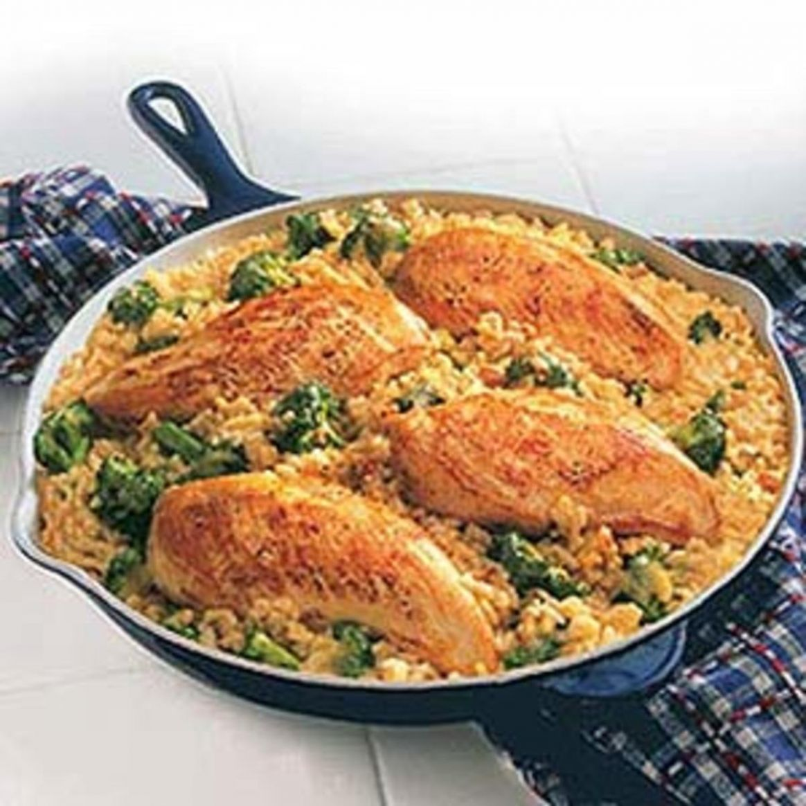 11-Minute Chicken & Rice Dinner - Recipes Chicken Breast And Rice