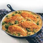 11 Minute Chicken & Rice Dinner – Recipes Chicken Breast And Rice
