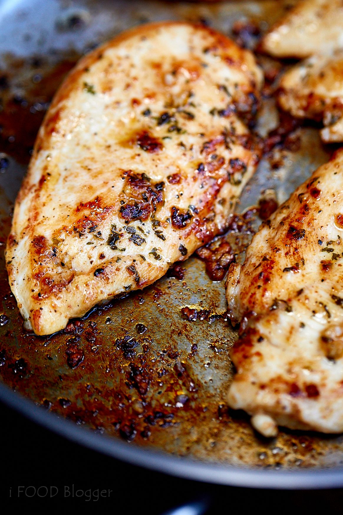 11-Minute Pan-Fried Chicken Breast - Recipes For Chicken Breast Quick And Easy