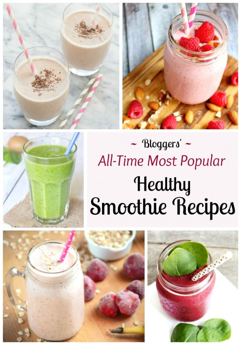 11 of the All-Time Best Healthy Smoothie Recipes - Healthy Recipes Drinks