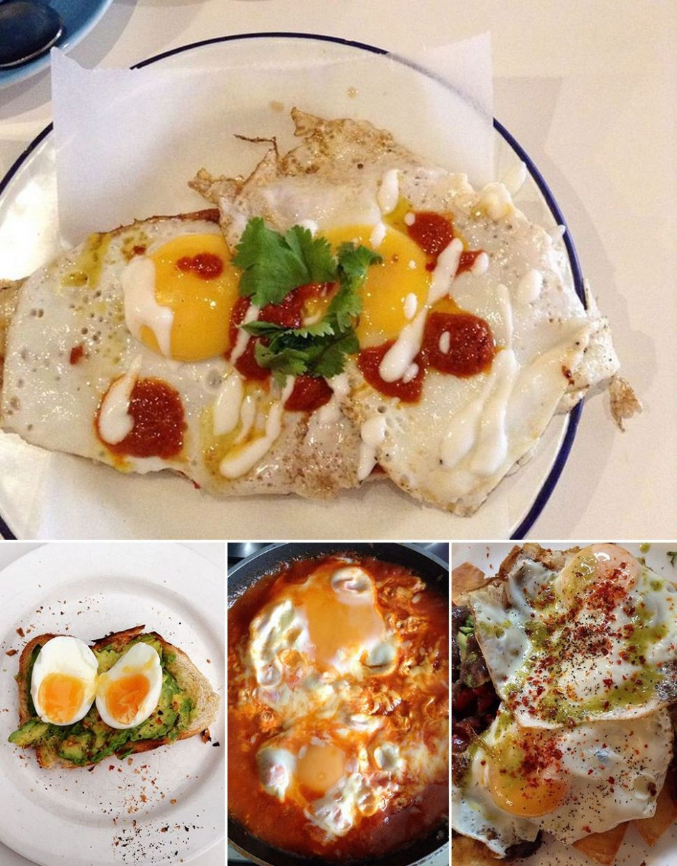 11 of the sexiest egg recipes for breakfast, brunch or dinner ..