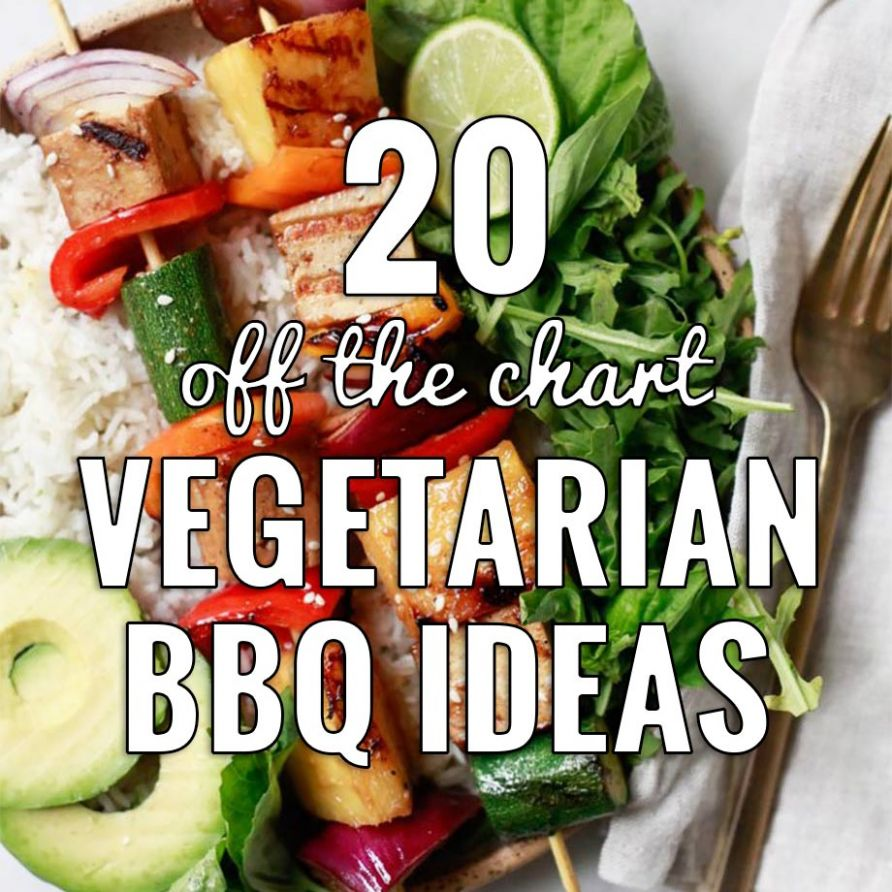11 Off the Chart Vegetarian BBQ Ideas | grilling done right - Vegetable Recipes Bbq
