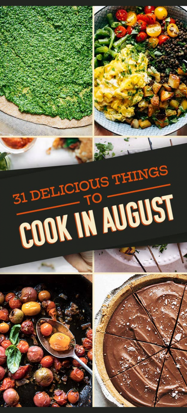 11 Peak-Summer Recipes You Need To Try In August - Summer Recipes Buzzfeed