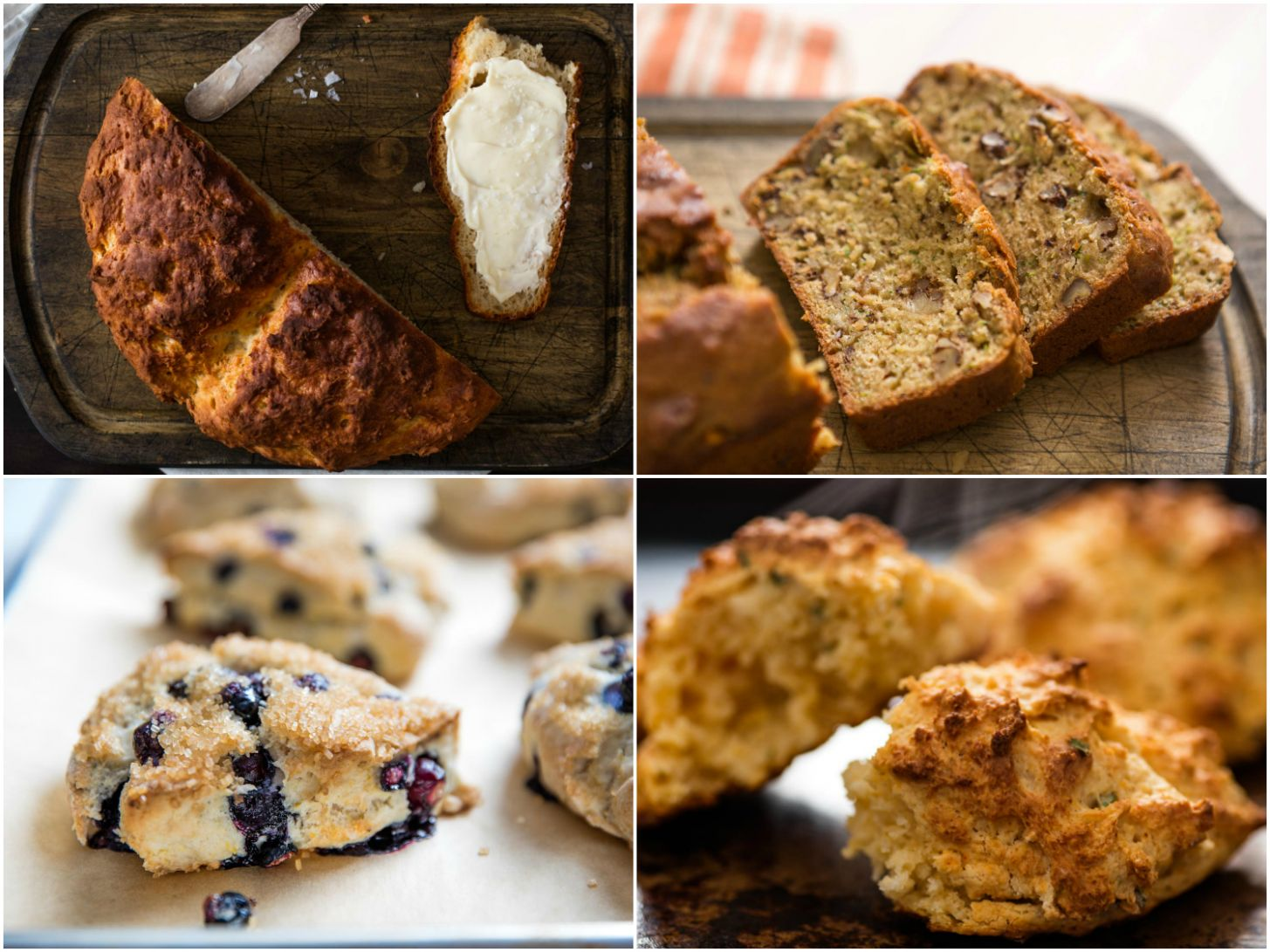 11 Quick Bread Recipes, From Scones and Muffins to Soda Bread ..