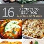 11 Recipes To Help You Cook Once, Eat All Week – Thegoodstuff – Recipes Cooking Recipes