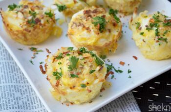 11 Savory breakfast ideas you can make in a muffin tin – SheKnows