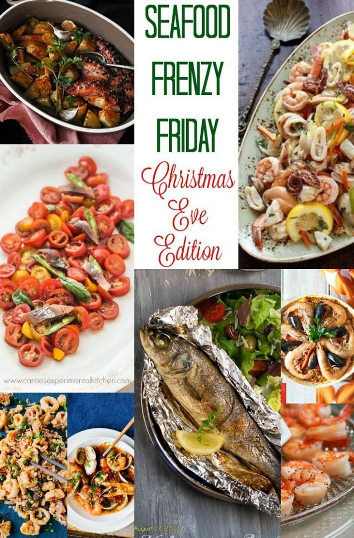 11 Seafood Recipes for Christmas Eve | Seafood recipes, Seafood ..