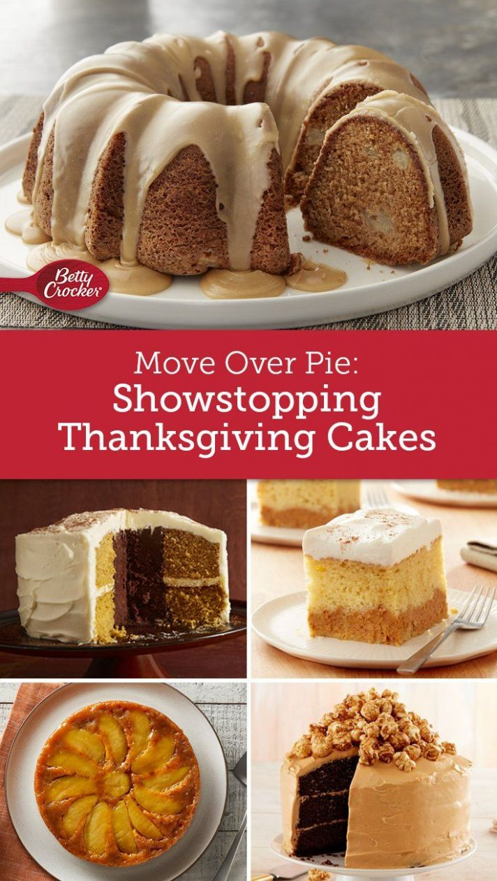 11 Showstopping Cakes for Thanksgiving | Thanksgiving cakes ..