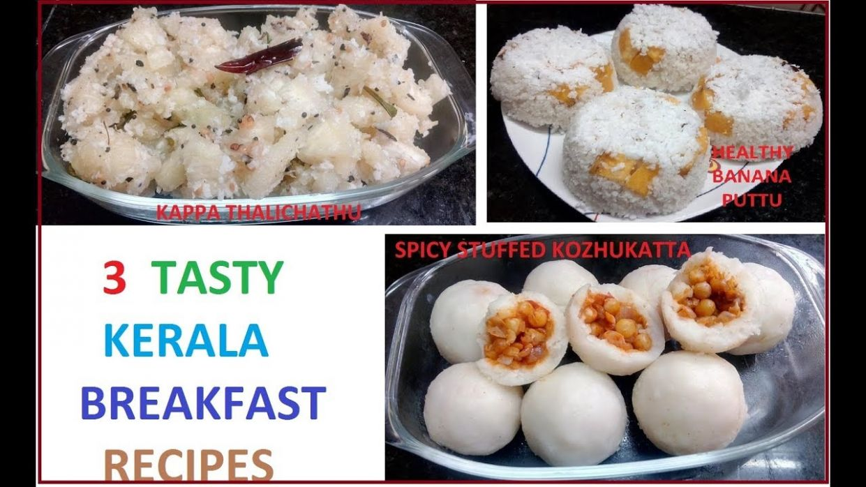 11 tasty kerala breakfast recipes (Malayalam) - Dinner Recipes Malayalam