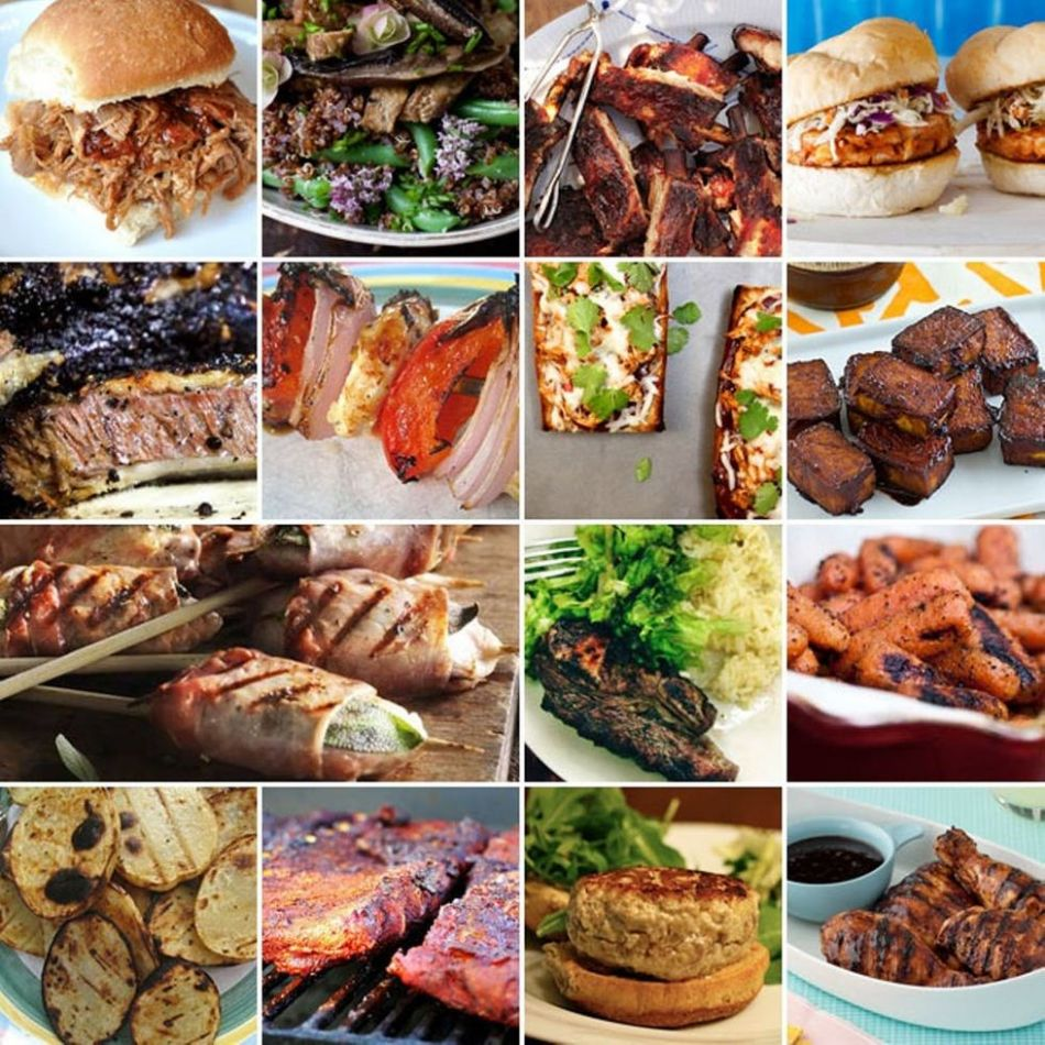 11 Tasty Summer BBQ Recipe Ideas - Brit + Co - Food Recipes Grill