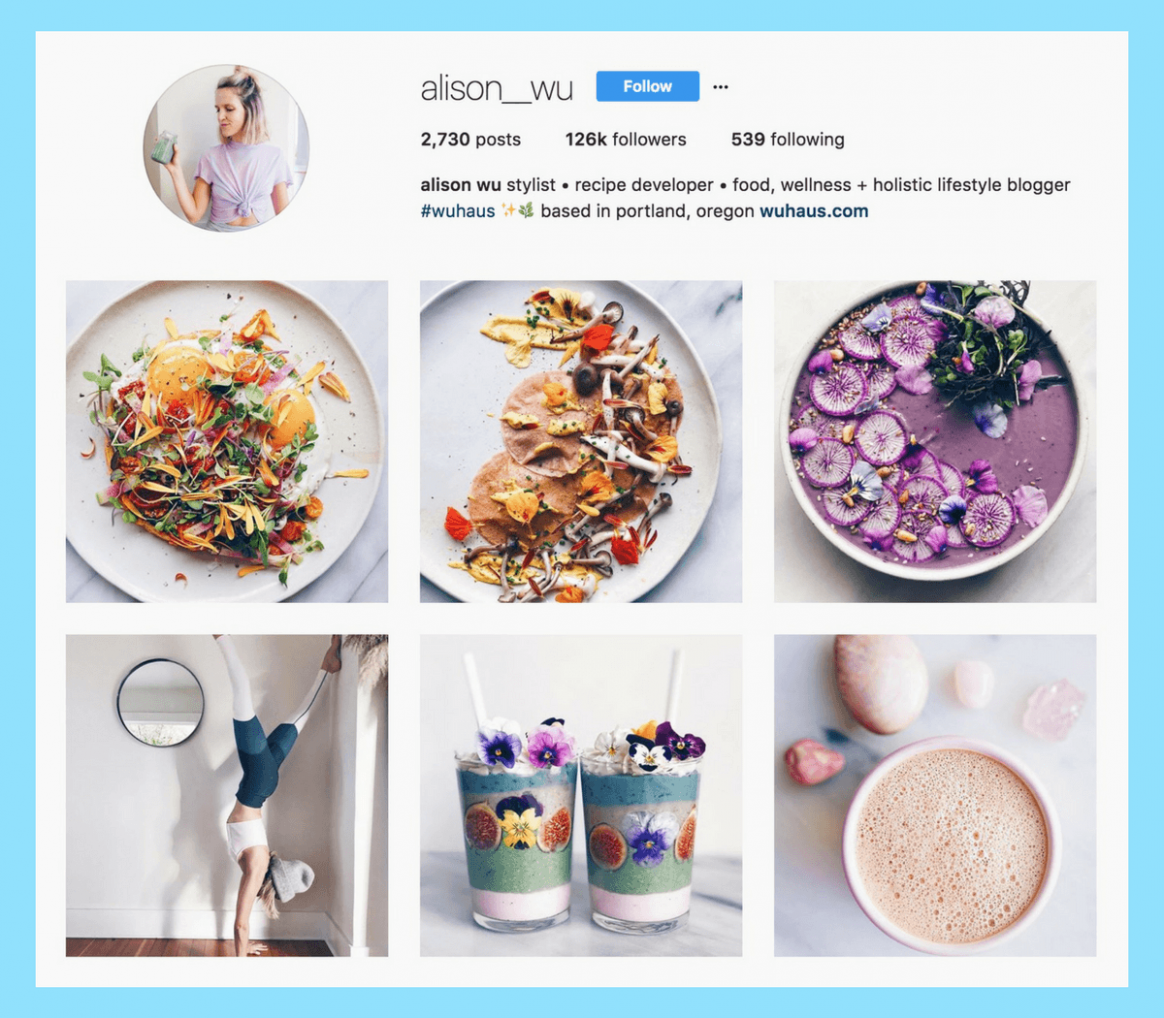 11 Tips On How Influencers Can Grow Their Instagram Accounts - Simple Recipes Instagram