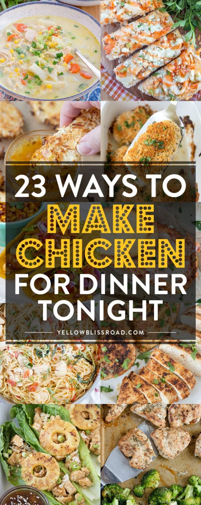 11 Ways to Make Chicken Breasts for Dinner Tonight ..
