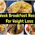 1111 Breakfast Recipes For Weight Loss | 11 Week Quick & Easy Vegetarian  Breakfast Plan | Meal Plan – Breakfast Recipes For Weight Loss Easy