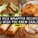 112 Recipes That Use Rice Paper Way Beyond Spring Rolls (part 12) – Recipes Rice Paper