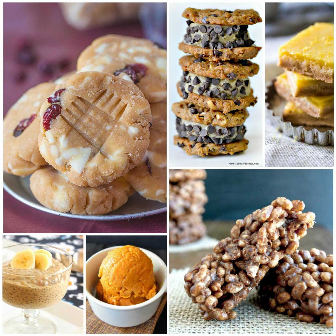 12 All-Time Best Easy, Healthy Dessert Recipes - Two Healthy Kitchens - Recipes Desserts