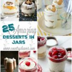 12 Amazing No Bake Desserts In Jars – Country Cleaver – Dessert Recipes Jars