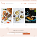 12+ Best Food WordPress Themes For Sharing Recipes 12 – AThemes – Food Recipes Websites