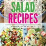 12 Best Healthy And Easy Salad Recipes – Damn Delicious – Salad Recipes Quick And Easy