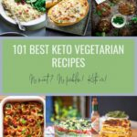 12 Best Keto Vegetarian Recipes – Low Carb | I Breathe I'm Hungry – Easy Recipes No Meat