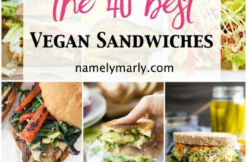 12 Best Vegan Sandwiches - Perfect for Easy Lunches - Namely Marly