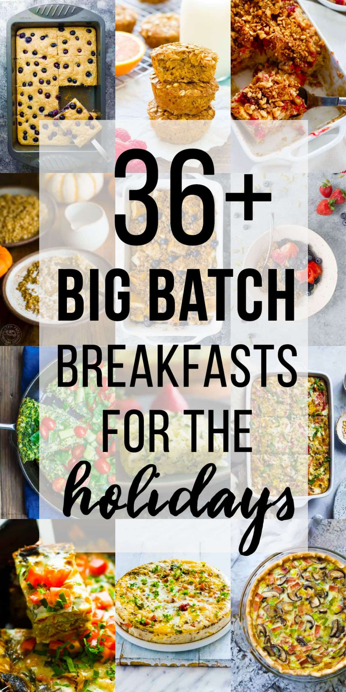 12+ Big Batch Christmas Breakfast Ideas   Sweet Peas and Saffron - Easy Recipes For Large Groups