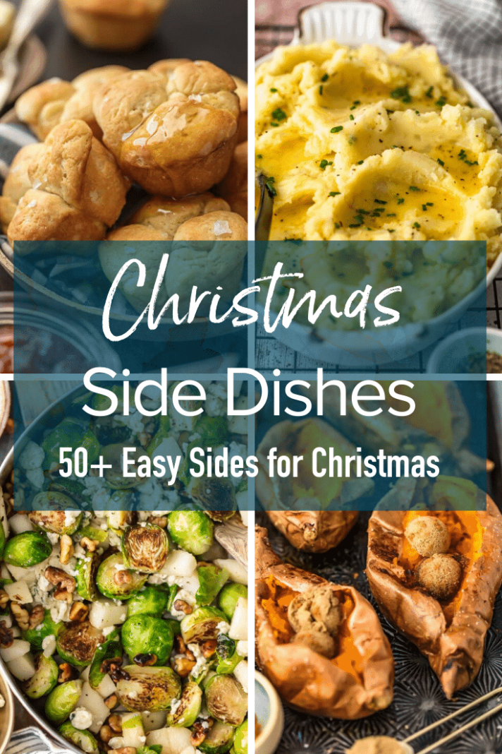 12+ Christmas Side Dishes to Make This Year - The Cookie Rookie® - Vegetable Recipes For Xmas Dinner