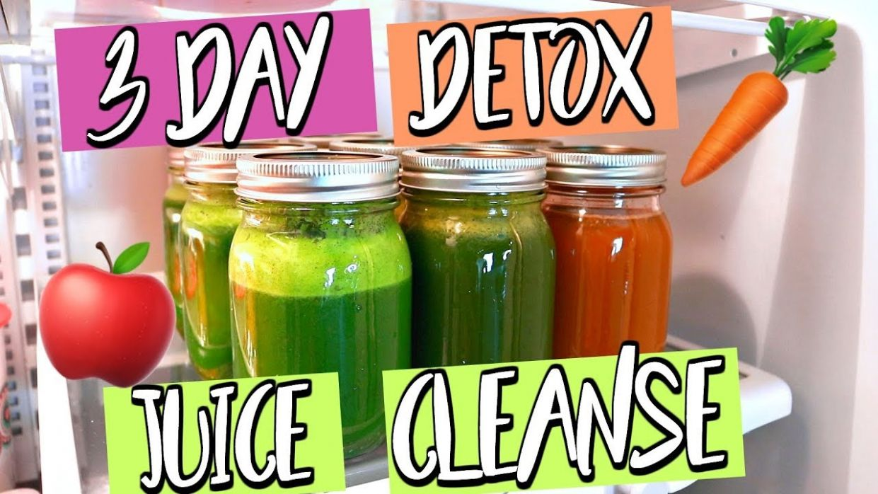 12 DAY DETOX JUICE CLEANSE! LOSE WEIGHT IN 12 DAYS! - Juice Recipes For Weight Loss Fasting